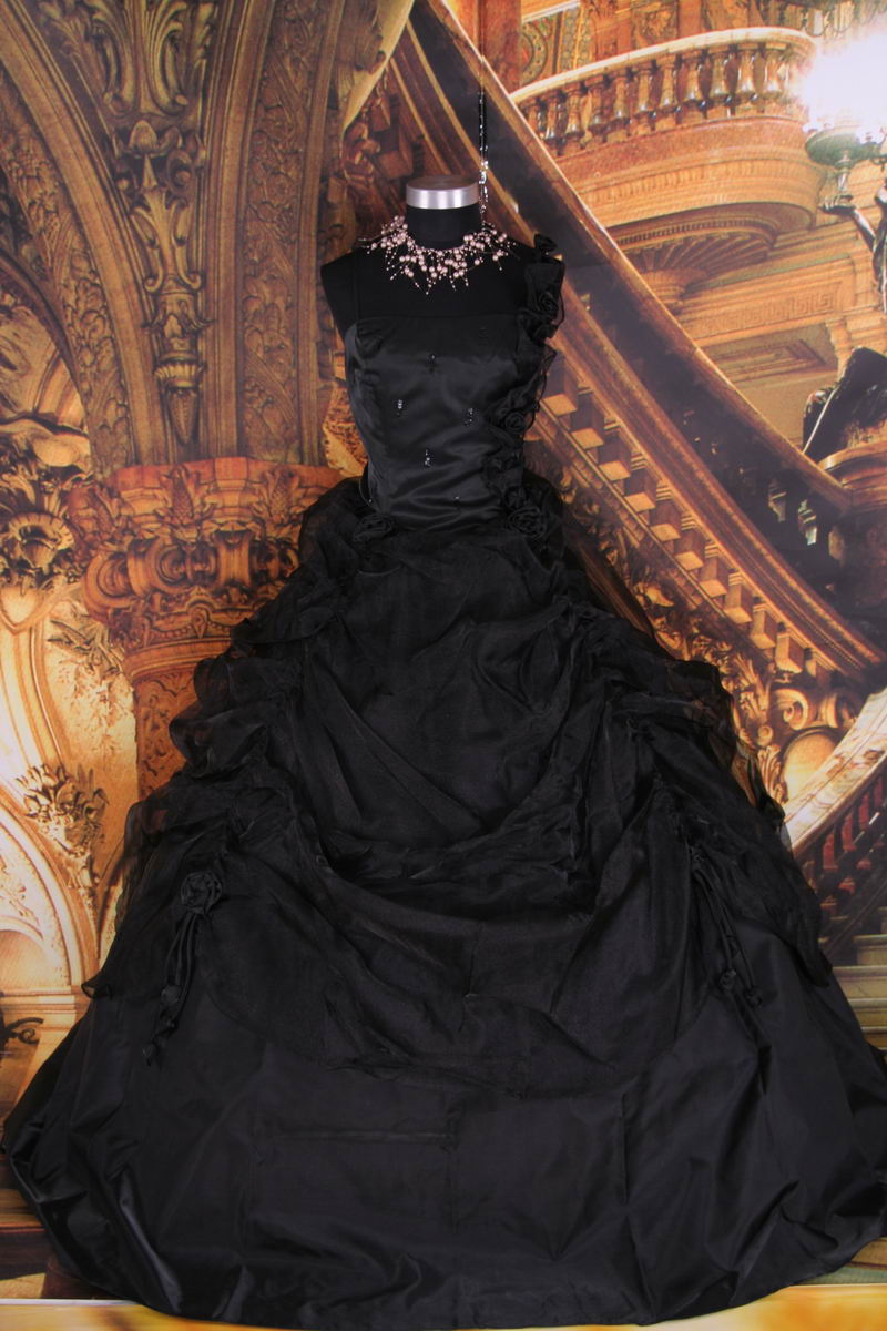Gothic dresses for prom cheap