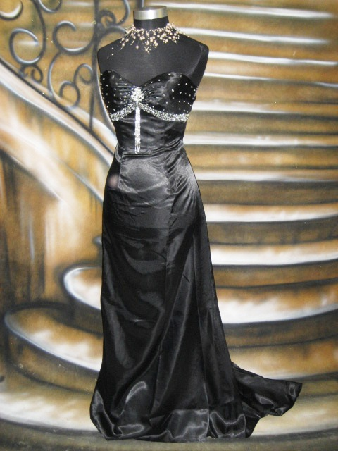 Gothic Prom Gowns